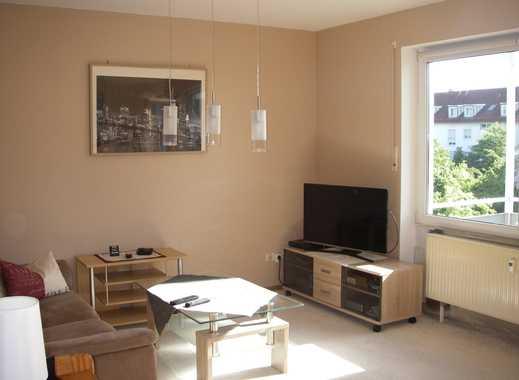 Stilvolle 2-Zimmer-Wohnung mit Balkon und Einbauküche in Poing