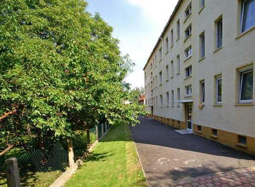 Wohnen direkt im Grünen - Hübsche 3-Raum Wohnung für kleine Familien