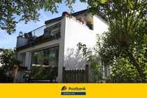 Top modernisierte Doppelhaushälfte mit idyllischem