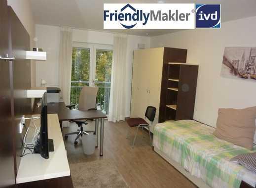 Gemütliches Apartment nicht nur für Studenten in Landshut-Ost für Kapitalanleger oder Selbstnutzer**