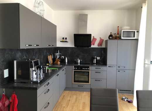 Attraktive 3-Zimmer-Erdgeschosswohnung mit Balkon und EBK in Halle (Saale)