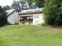 Naturnahe 3-Zimmer-Dachgeschosswohnung in Vilseck Reisach