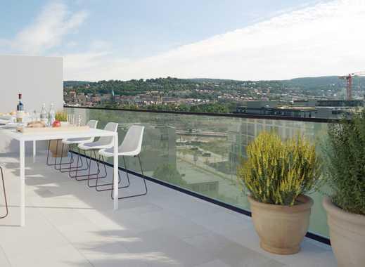 Update living - Neubauwohnung mit wunderschönem Ausblick