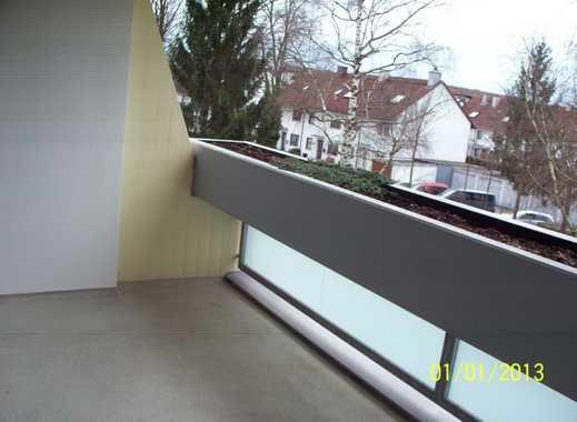Modernisierte 1-Zimmer-Erdgeschosswohnung mit Balkon und EBK in Neufahrn bei Freising