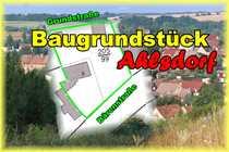 Baugrundstück Ahlsdorf - Abrissgrundstück