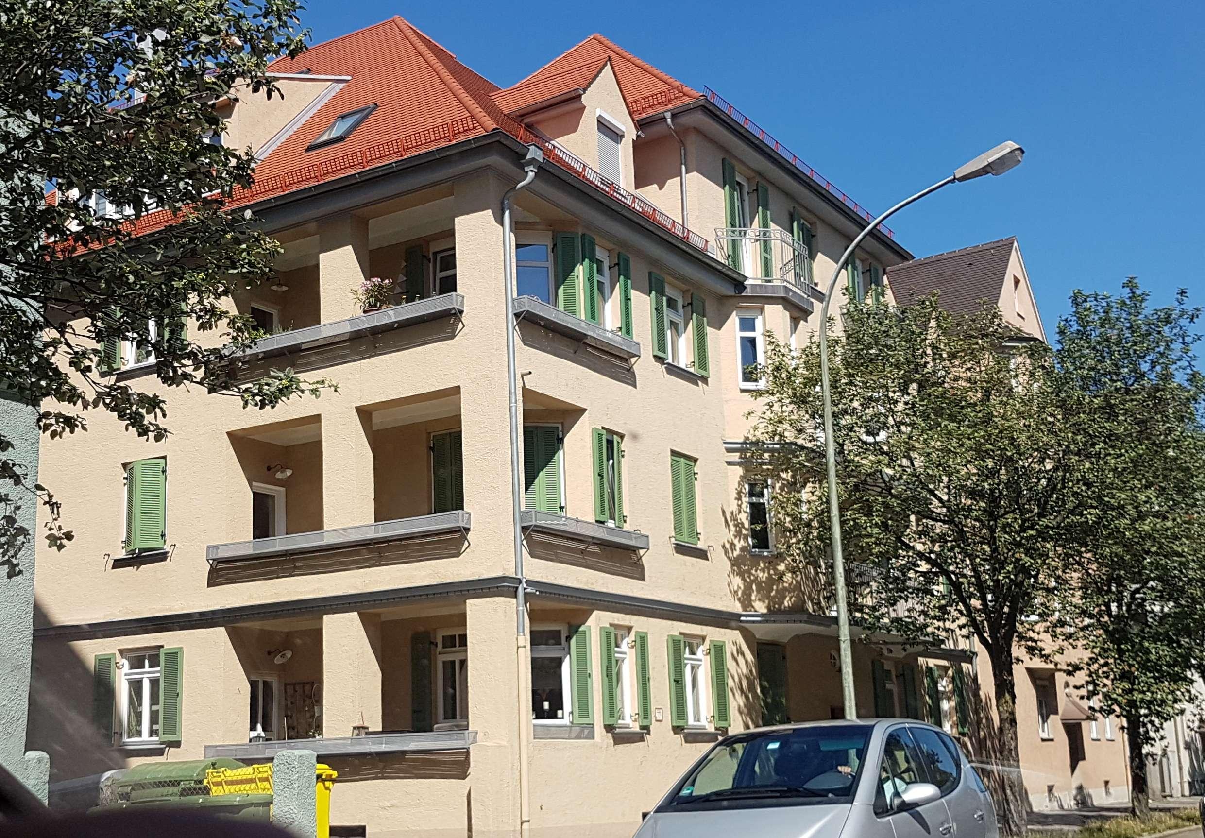 Elegante 4-Zimmer-Wohnung in Augsburg am Hauptbahnhof in Augsburg-Innenstadt