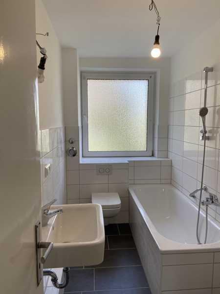 Schicke 3,5  Zimmerwohnung mit Balkon sucht kleine Familie! in Gartenstadt (Nürnberg)