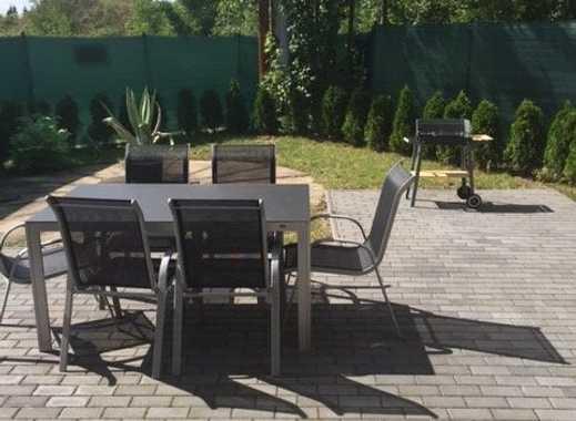 Wunderschöne vollmöblierte Wohnung mit Terrasse für Wochenendfahrer und Monteure!