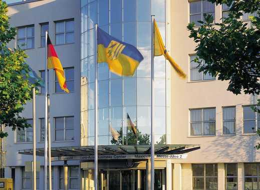Arbeiten und Tagen in Messenähe, Büro mit optimaler Verkehrsanbindung im Leipziger Norden
