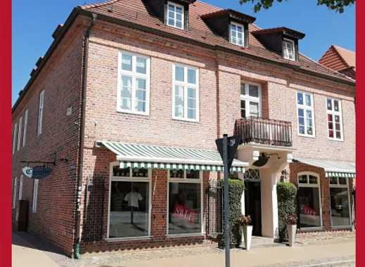 Mehrfamilienhaus in beliebter u. zentraler Lage von Ludwigslust!
