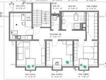 Erstbezug - Neuwertige Dachgeschosswohnung