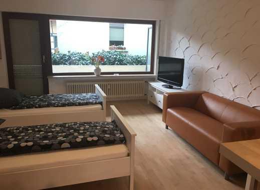 Schöne, geräumige ein Zimmer Wohnung in Bonn, Bad Godesberg
