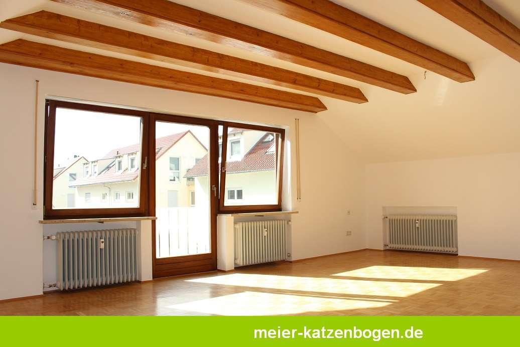 2-Zimmerwohnung mit Südbalkon in Unterhaunstadt in Oberhaunstadt (Ingolstadt)