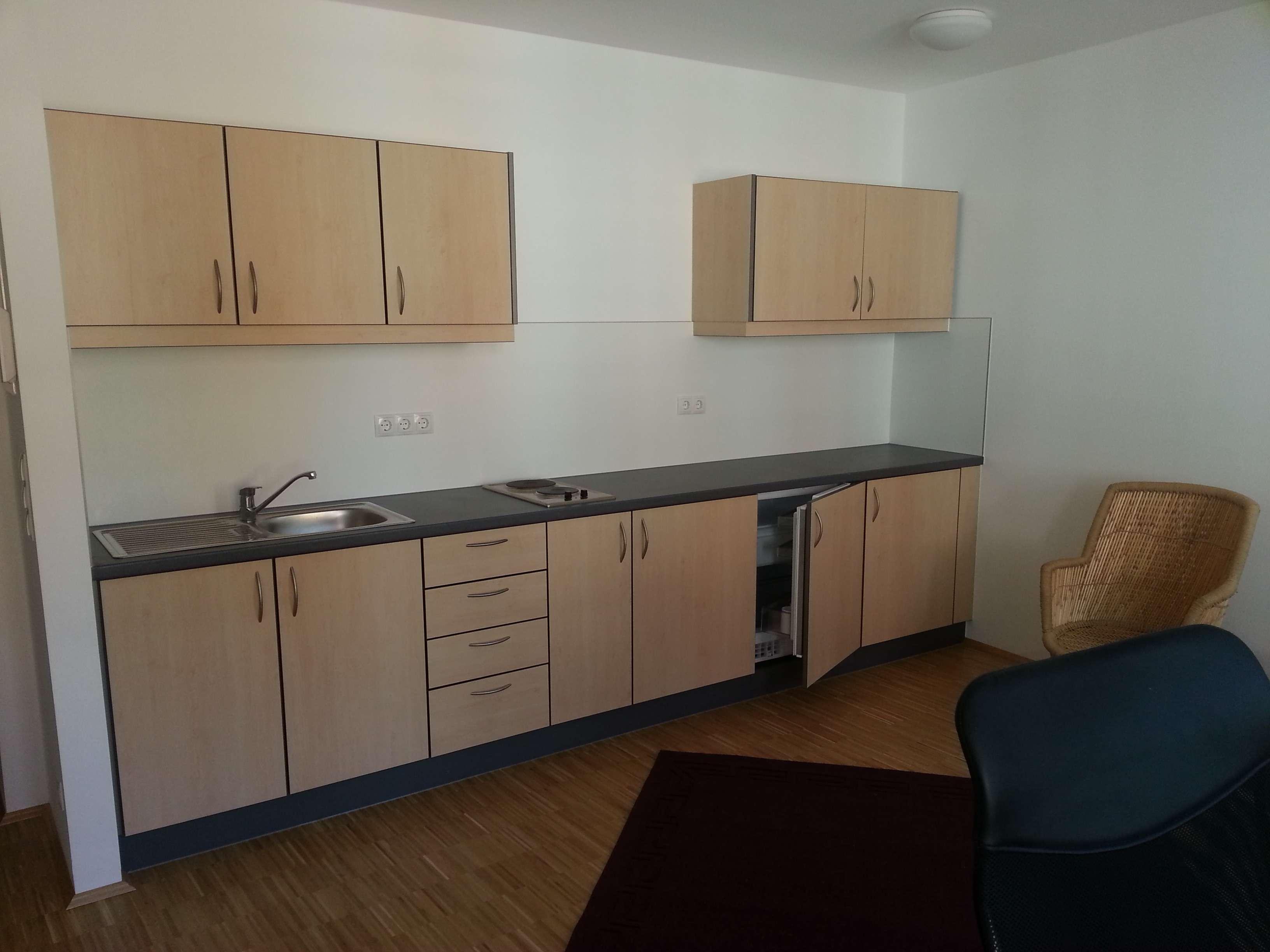 Möbliertes 1-Raum-Appartement im Herzen von Coburg in Coburg-Zentrum (Coburg)