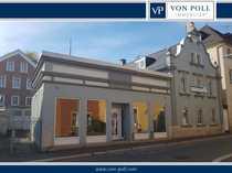 Schönes Geschäftshaus in Innenstadtlage mit