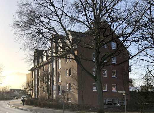 Sanierte 3-Zimmer-Dachgeschoss Wohnungen mit Balkon