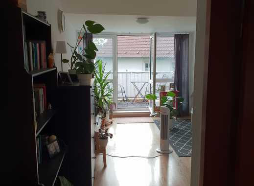 Schöne helle 2 Zimmer Wohnung, in einem 6 Parteien Haus, in Mainz Bretzenheim