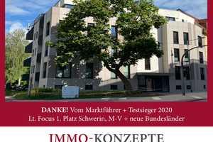 3 Zimmer Wohnung in Schwerin
