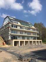 Barrierefreie Komfort-Wohnung im  1. Obergeschoss mit schönem Sonnenbalkon und Aufzug - ERSTBEZUG