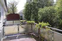 2-Zimmer-Wohnung im Fliegerhorst - Abendsonne auf