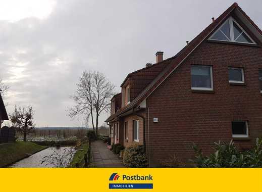 Moderne 3-Zimmerwohnung mit Terrasse, Garten und Pkw-Stellplatz!