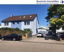 KA-Mühlburg Großzügige Gewerbehalle sowie Wohngebäude