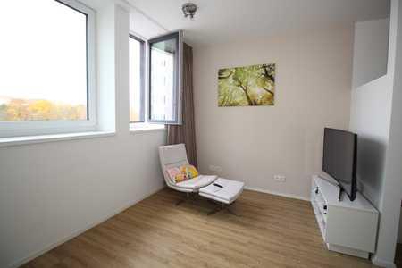 Schickes, voll möbliertes Mikro-Apartment in Innenstadt-Lage in Marienvorstadt (Nürnberg)