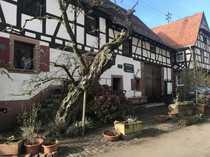 Uriges Fachwerkhaus in Blankenborn