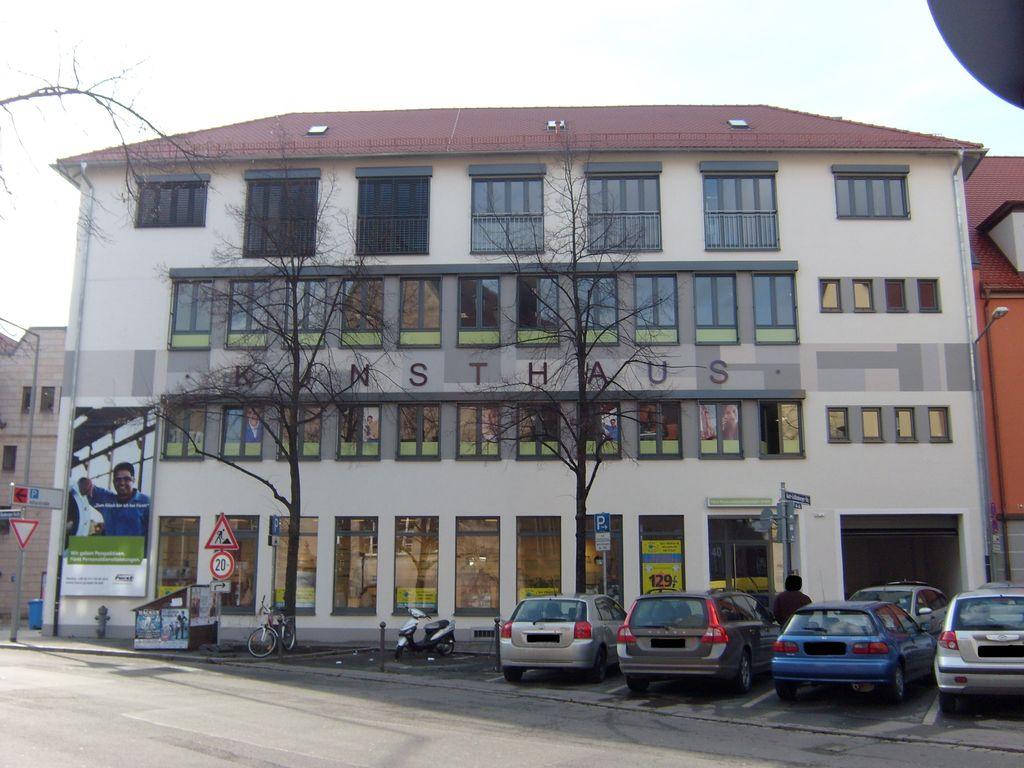Ansicht Kunsthaus
