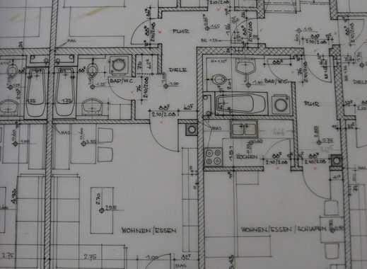 Vollständig renovierte 2-Zimmer-Wohnung mit Balkon in Bad Neustadt