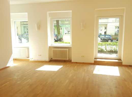 Halensee: Helle 2- Zimmerwohnung mit Terrasse in grüner Kudammseitenstraße