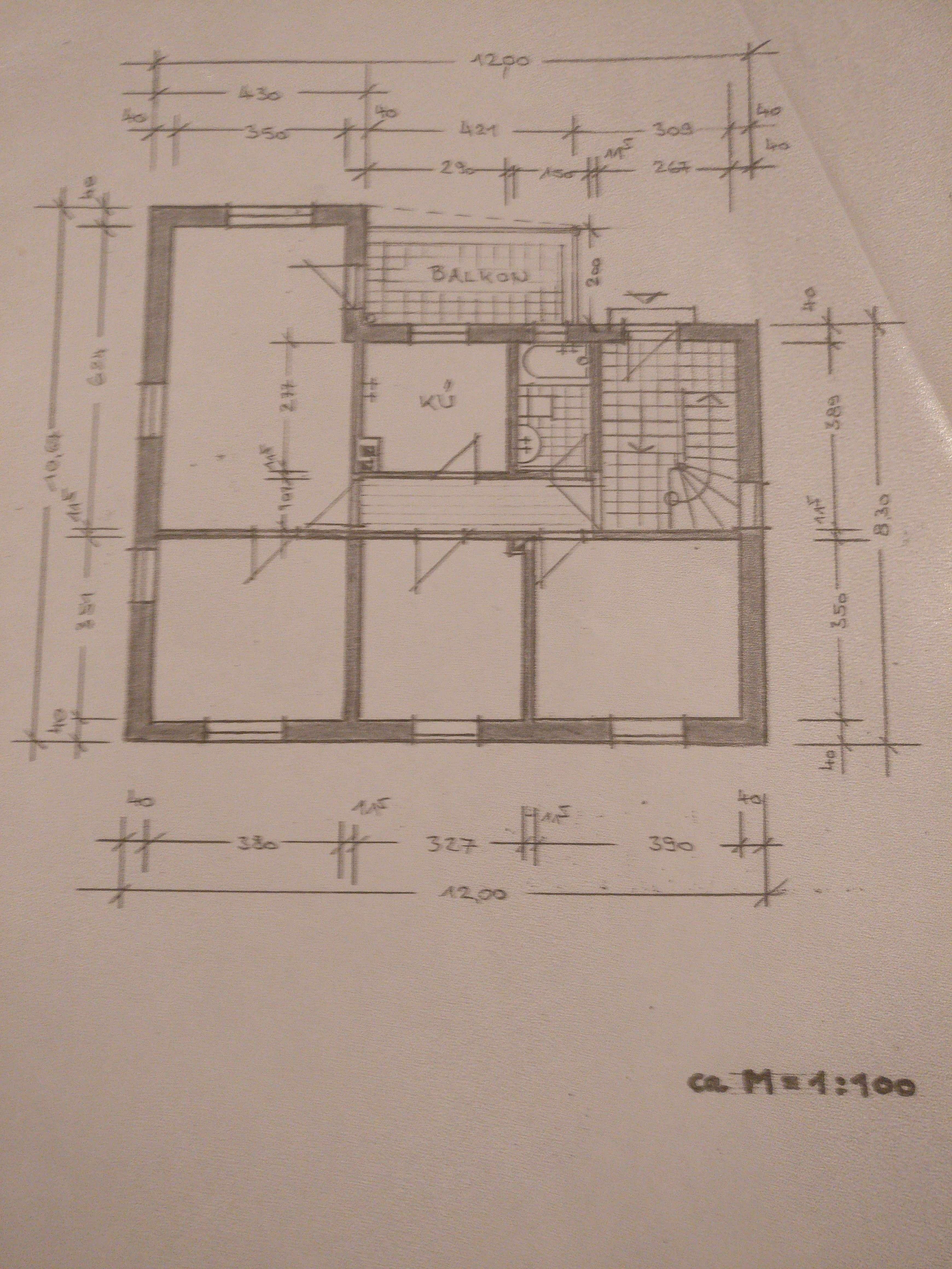 Sanierte 4-Zimmer-Wohnung mit Balkon in Ansbach
