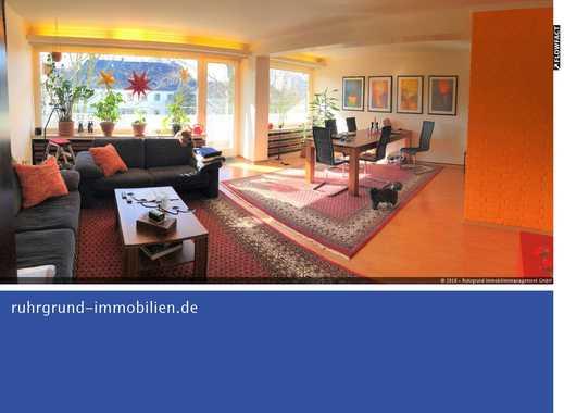XXL-Wohnung mit Sonnenbalkon u. Garage in nördlicher Gartenstadt!