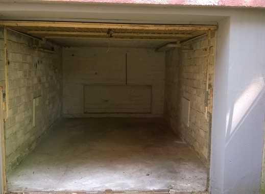 Garage In DU Hamborn Zu Vermieten!