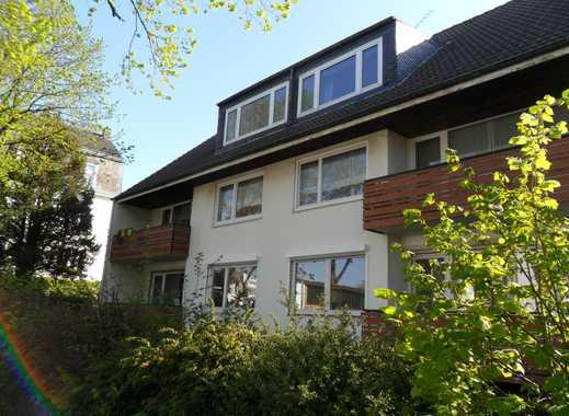 Schöne zwei Zimmer, Wohnküche, Diele, Bad Wohnung in Wuppertal, Cronenberg