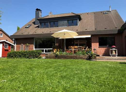 Schönes Einfamilienhaus *möbliert und voll ausgestattet* in ruhiger Lage mit großem Garten, Heimkino