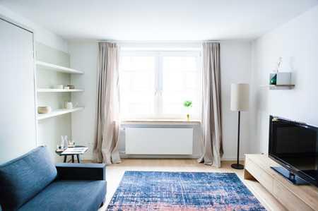Zentrales, top ausgestattetes möbliertes Apartment in Ludwigsvorstadt-Isarvorstadt (München)