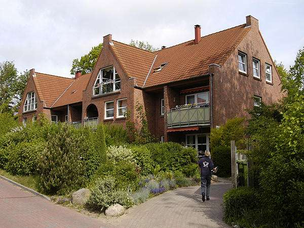 2-Zimmerwohnung mit Balkon in Burg