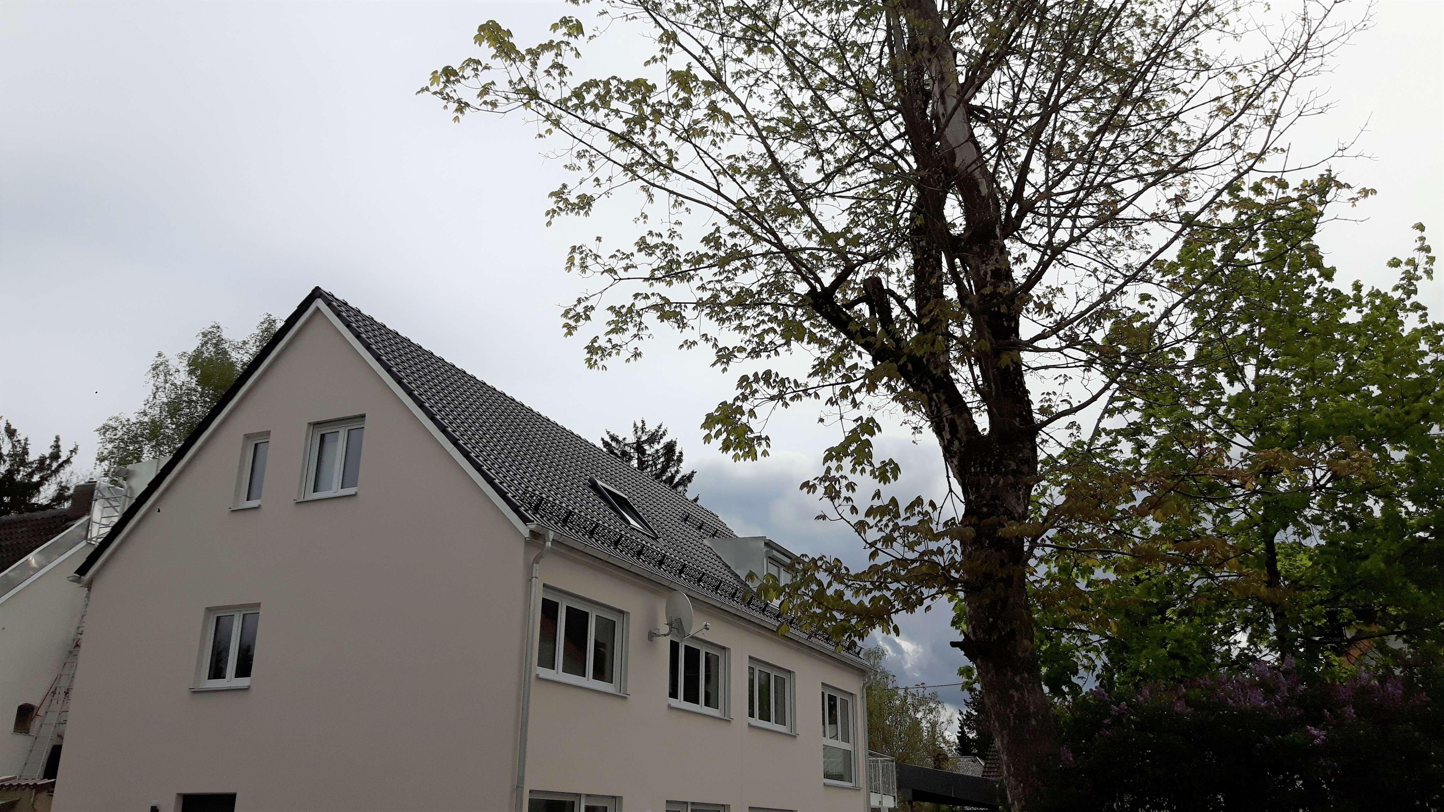 Neubau: 3-Zi.-Wohnung in ruhiger, schöner Lage von München-Trudering
