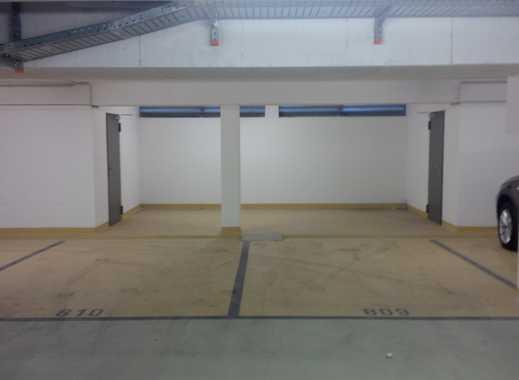 Tiefgaragenstellplatz - sauber und trocken