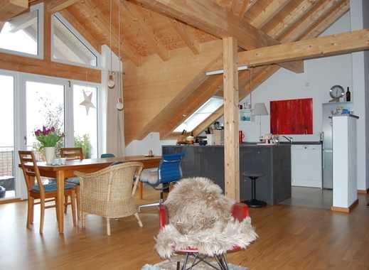 3 Zi Dachgeschoss mit Bergblick