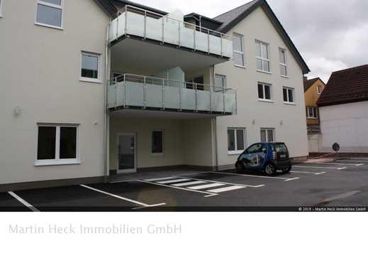 Hochwertige 3 Zimmer Wohnung in Wörth mit Balkon und TG-Stellplatz