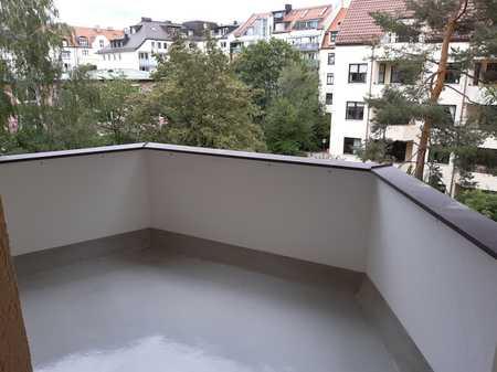 Ruhige 2-Zimmer-Wohnung mit Balkon und EBK in München-Neuhausen in Neuhausen (München)