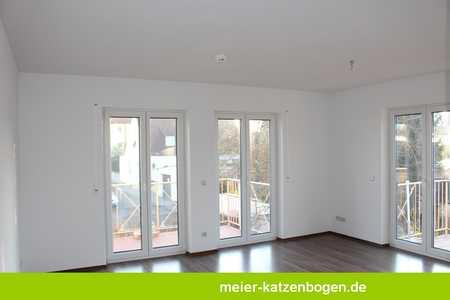 3-Zimmerwohnung mit Balkon und und neuer Küche in Nordost (Ingolstadt)