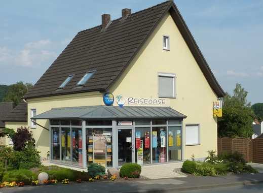 #251 Schönes Einfamilienhaus mit Geschäftsraum in Hohenhausen