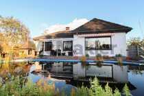 Traumhafter Bungalow mit Sauna Garten