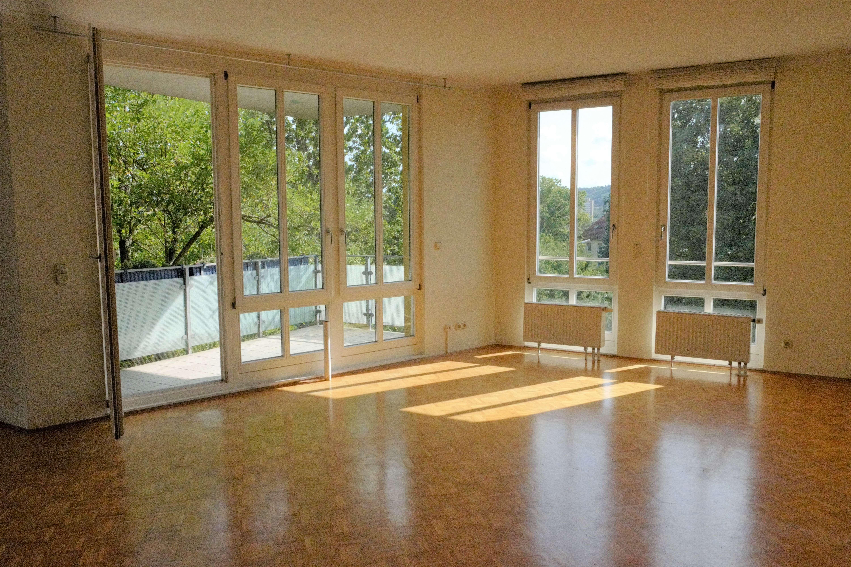 Lichtdurchflutete vier Zimmer Wohnung in Würzburg, Frauenland in Frauenland (Würzburg)