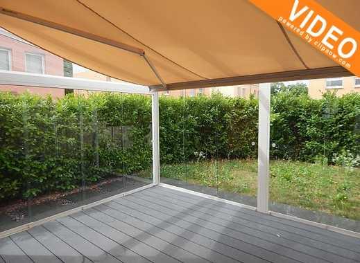 Der Sommer im eigenen Garten - Moderne und helle Doppelhaushälfte am Naturschutzgebiet!