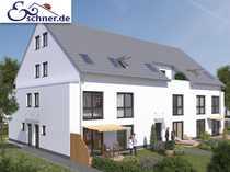 Kleine Neubau-Doppelhaushälfte in Griesheim