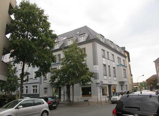 Sanierte, attraktive 3-Zimmer-Dachgeschosswohnung in Düsseldorf Bilk